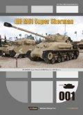 Wolfpack Design[WOLWPB1001]エイスラエル軍のM51/M50スーパーシャーマンとM4シャーマン (和訳付)
