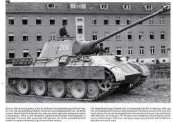 画像3: PeKo Publishing[PKO-2355]World War Two Photobook Series No. 6 Panther on the Battlefield