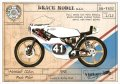 BrachModel[BM-VR02]1/12 モルビデリ125cc 1976(ドライバー:パオロ・ピエリ)