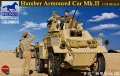 ブロンコ[Bro35085] 1/35 英・ハンバーMk. II装甲車-初期タイプ