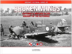 画像1: CANFORA[Broken Wings]ブロークンウィングス ヨーロッパ諸国他編