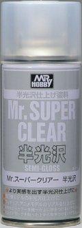 GSIクレオス[B516]Mr.スーパークリアー(溶剤系スプレー) 半光沢
