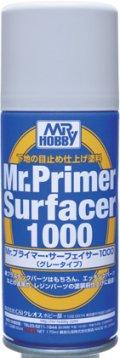 GSIクレオス[B524]Mr.プライマーサーフェイサー1000 スプレー