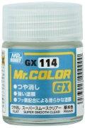 MRホビー[GX114]Mr.カラーGXスーパースムースクリアー<つや消し>