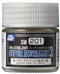 Mr.カラー[SM201]スーパーファインシルバー2