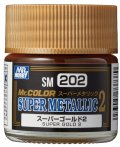 Mr.カラー[SM202]スーパーゴールド2
