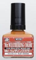 GSIクレオス[WC08]Mr.ウェザリングカラー ラストオレンジ