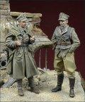 D-Day miniature studio[DD35048] 1/35  ポーランド人民軍(LWP)の兵士達 ベルリン1945(2体セット)