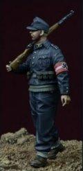 D-Day miniature studio[DD35066]1/35 WWII ヒトラーユーゲントの少年2 ドイツ1945