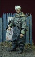 D-Day miniature studio[DD35071]1/35 WWII独 武装親衛隊 外国人義勇兵(冬季軍装)1943-1945