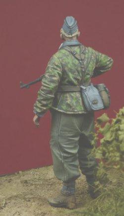 画像3: 【特価品】D-Day miniature studio[DD35083]1/35 WWII独 ヘルマンゲーリング師団 兵士