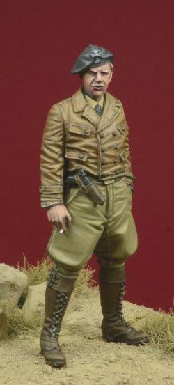 画像2: D-Day miniature studio[DD35085]1/35 WWII独 1/35 コンドル軍団 装甲部隊将校 #1