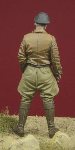 画像4: D-Day miniature studio[DD35085]1/35 WWII独 1/35 コンドル軍団 装甲部隊将校 #1