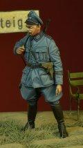 D-Day miniature studio[DD35111] 1/35 WWII独 国鉄保護警察隊員 1939-45