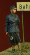 D-Day miniature studio[DD35112] 1/35 WWII独 国鉄女性補助職員 1939-45