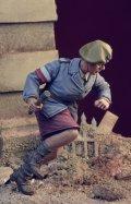 D-Day miniature studio[DD35115] 1/35 WWII ポーランド国内軍女性兵士 ワルシャワ蜂起