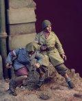 D-Day miniature studio[DD35116] 1/35 WWII ポーランド国内軍(1)ワルシャワ蜂起(2体セット)