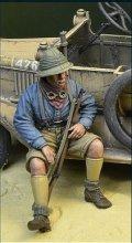 D-Day miniature studio[DD35120]1/35 WWI オーストラリア・ニュージーランド軍団兵士3