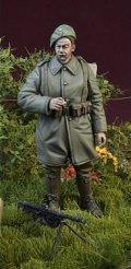 D-Day miniature studio[DD35135]1/35 WWII ベルギー陸軍山岳兵「シャッセールアルデンネ (アルデンヌ猟騎兵)」 1940年