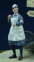D-Day miniature studio[DD35016] 1/35 WWII 独 ドイツ赤十字看護師 1939-1945