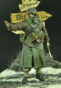 D-Day miniature studio[DD35101]1/35 WWII独 野戦憲兵#2 1941-45