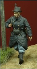 D-Day miniature studio[DD35103]1/35 WWI ベルギー カラビニエリ 1914-1915