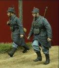 D-Day miniature studio[DD35105]1/35 WWI ベルギー歩兵 行軍中 1914-1915(2体セット)