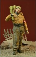 D-Day miniature studio[DD35108]1/35 WWII独 ヒトラーユーゲント /w パンツァーファウスト 1945