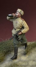 D-Day miniature studio[DD35164]1/35 WWII 露/ソ ソビエト赤軍歩兵#2「戦利品で喉を潤す」 1944〜46