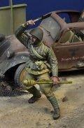 D-Day miniature studio[DD35172]1/35 WWII 露/ソ シャベルで反撃するソ連歩兵 ベルリン1945