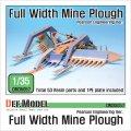 DEF.MODEL[DM35057]1/35 現用米 マインプラウ(ピアソン・エンジニアリング社製)(汎用)