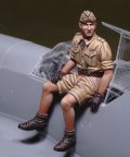 DEF.MODEL[DO32P02]1/32WWII Hans Joachim Marseille