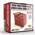DOOZY[DZ023]1940ウェスティングハウス・コカコーラ冷蔵庫