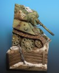 Darius Miniatures[DM35024]1/35 ダイオラマベース 24 60x60 mm