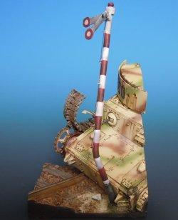画像1: Darius Miniatures[DM35025]1/35 ダイオラマベース 25 60x60 mm