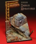 Darius Miniatures[DM35030]1/35 ダイオラマベース 30 70x70 mm