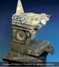 Darius Miniatures[DM35027]1/35 ダイオラマベース 27 70x70 mm