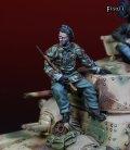 Darius Miniatures[DMF35023]1/35 WWII 伊 RSI デチマ・マス師団所属のイタリア兵士