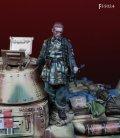 Darius Miniatures[DMF35024]1/35 WWII 伊 ドイツ武装親衛隊「第一イタリア」イタリア人擲弾兵