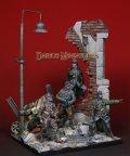 Darius Miniatures[DMF35043]1/35 WWII ドイツ「最後の戦い ベルリン1945」ビネットセット