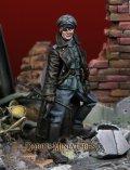 Darius Miniatures[DMF35045]1/35 WWII ドイツ武装親衛隊士官 独眼の将校