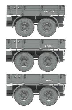 画像3: ダス・ヴェルク[USCDW35003]1/35 FAUN  L900 トラック w/SdAh115 トレーラー