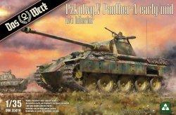 画像1: ダス・ヴェルク[USCDW35010]1/35 ドイツ V号戦車 パンターA型 前期/中期型 (インテリア&ツィンメリット無し)