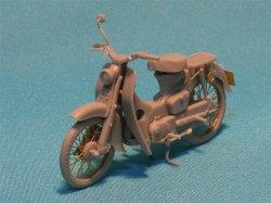 画像5: ダイオパーク[DP35007]C100 民生バイク (1958年型)