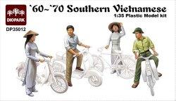 画像1: ダイオパーク[DP35012]'60〜'70の南ベトナム市民