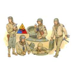 画像1: ドラゴンモデル[DR6054]1/35 WW.II アメリカ軍 戦車兵 北西ヨーロッパ 1944