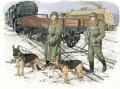 ドラゴンモデル[DR6098]1/35 WW.II ドイツ軍 野戦憲兵 w/軍用犬