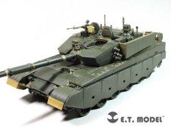 画像1: E.T.MODEL[E35-260]PLA ZTZ-99A Main Battle Tank