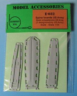 画像1: EUREKA XXL[E-032]1/35 現用 米 軍用スパインボード米軍仕様