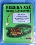 EUREKA XXL[ER-3548]1/35 現用独 ボクサー装輪装甲車 牽引ケーブルセット